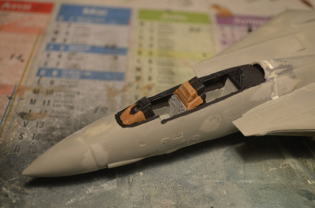 [Hasegawa] F-14A+ Tomcat Haseg353