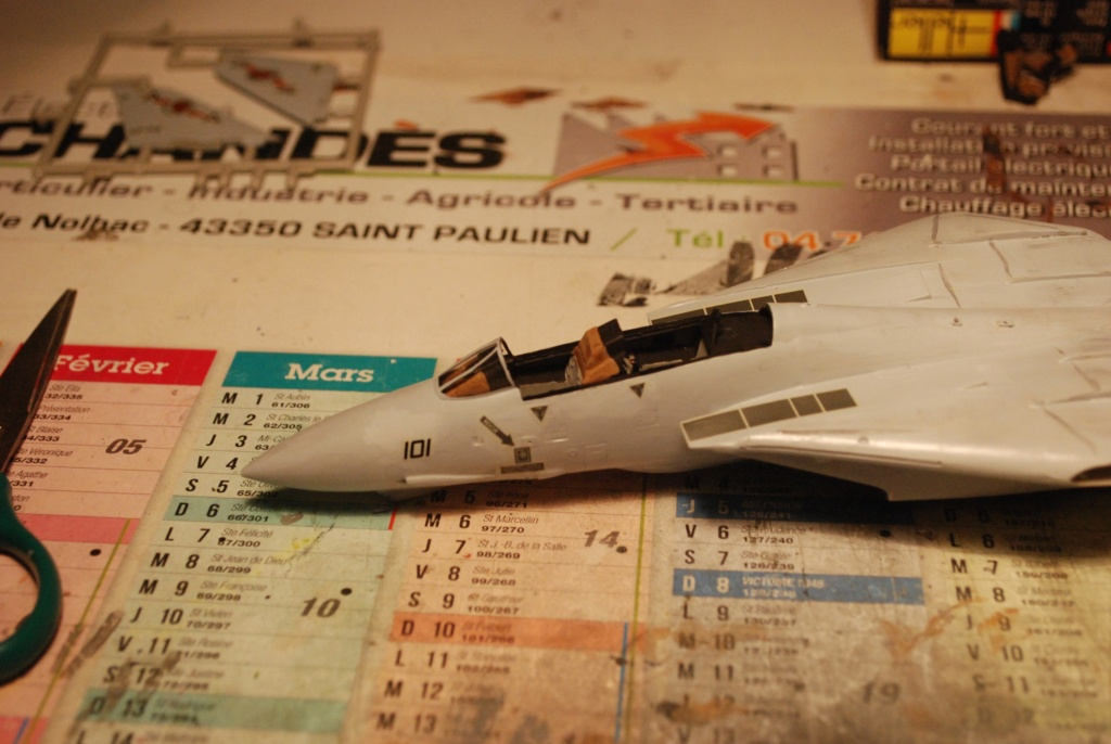 [Hasegawa] F-14A+ Tomcat Haseg367