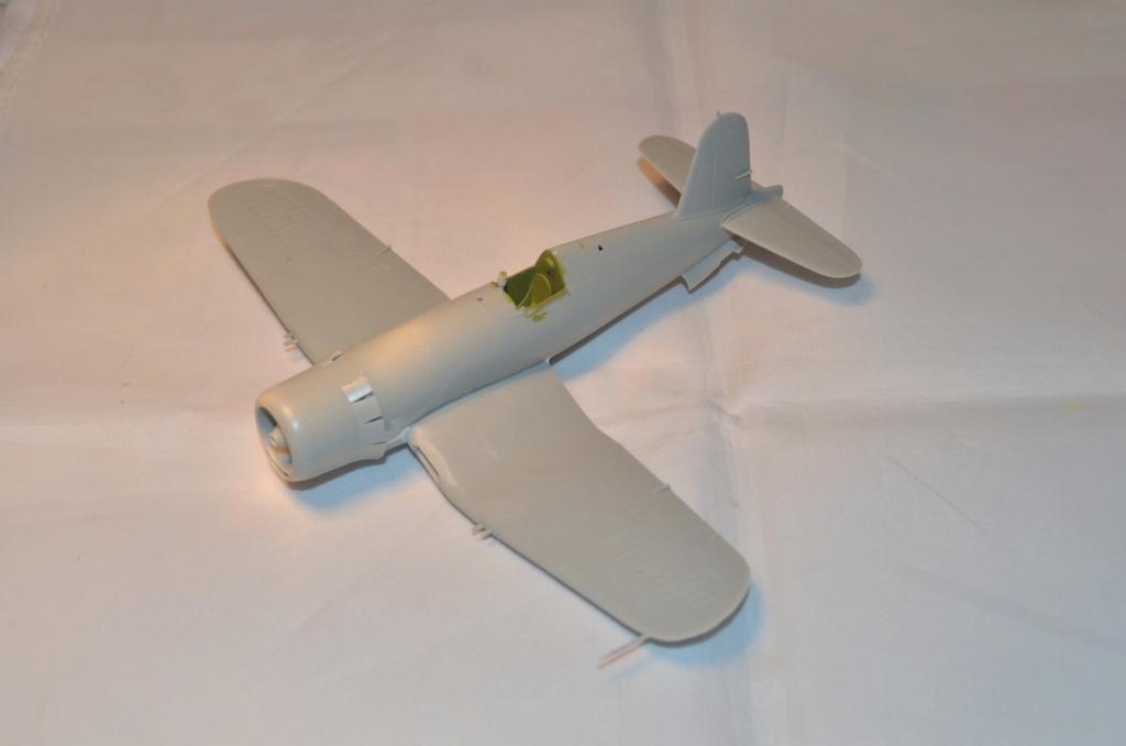 [FINI][Hobbyboss] F4U-4 Corsair Hobbyb49