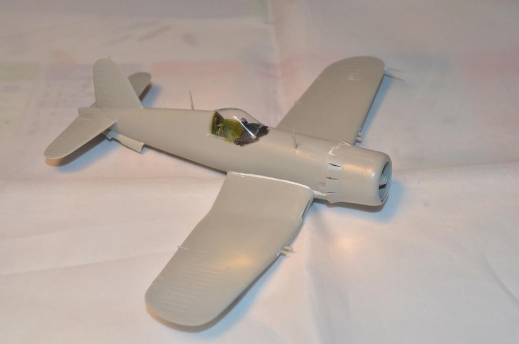 [FINI][Hobbyboss] F4U-4 Corsair Hobbyb56