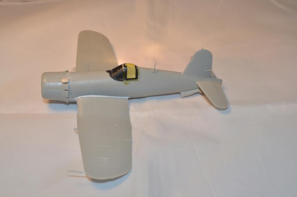 [FINI][Hobbyboss] F4U-4 Corsair Hobbyb59