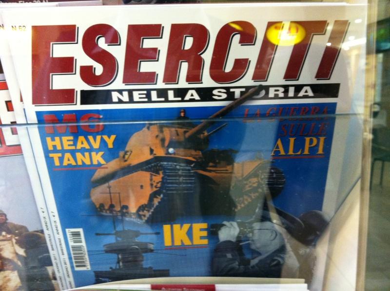 Libri&News letterarie di Mezzi Militari  Rivist10