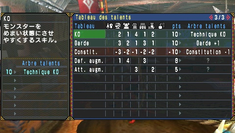 [INCOMPLET] les armures de mhp3rd (Guide) Barrot12