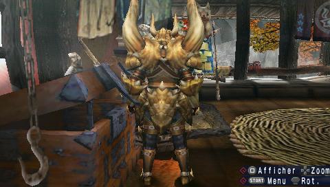 [INCOMPLET] les armures de mhp3rd (Guide) Diablo11