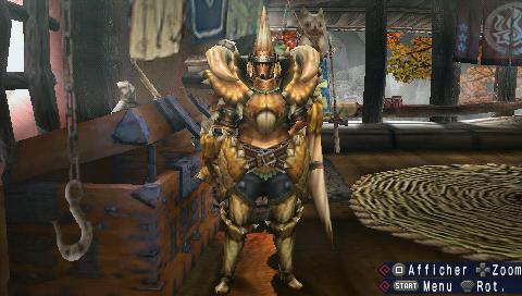 [INCOMPLET] les armures de mhp3rd (Guide) Diablo13