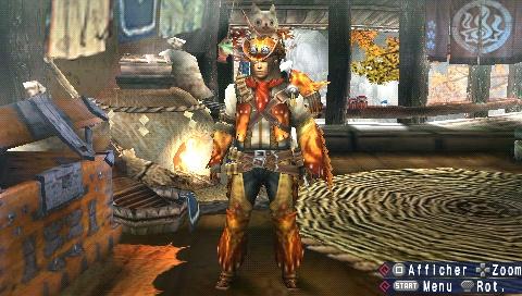 [INCOMPLET] les armures de mhp3rd (Guide) Furogi13