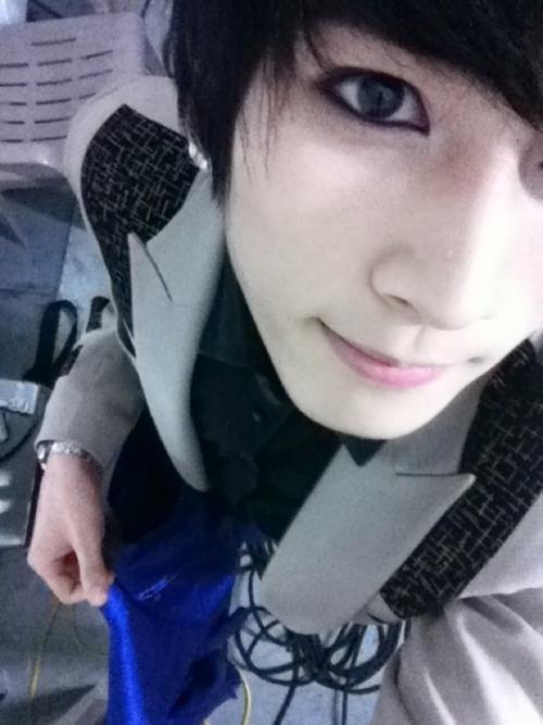Kiseop's Profile Tumblr15