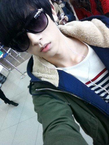 Kiseop's Profile Tumblr16