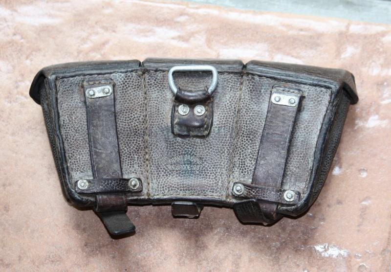 Cartouchière pour fusil MAUSER Img_2311