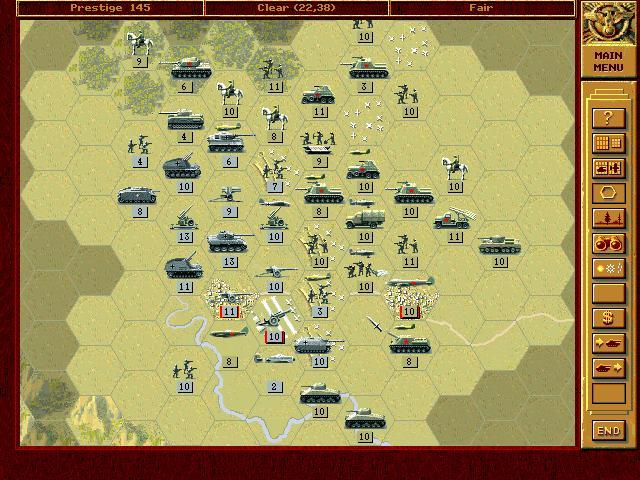 Bragration : Silvio Nacucchi Scenario on Summer Russian Offensive  11lwov10