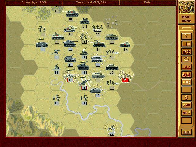 Bragration : Silvio Nacucchi Scenario on Summer Russian Offensive  13lwov10