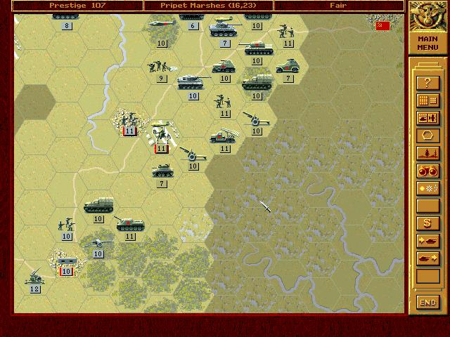 Bragration : Silvio Nacucchi Scenario on Summer Russian Offensive  14bres10