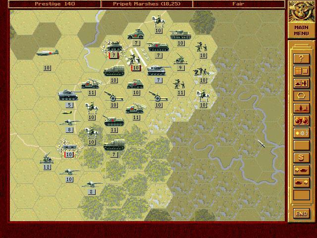 Bragration : Silvio Nacucchi Scenario on Summer Russian Offensive  16bres10