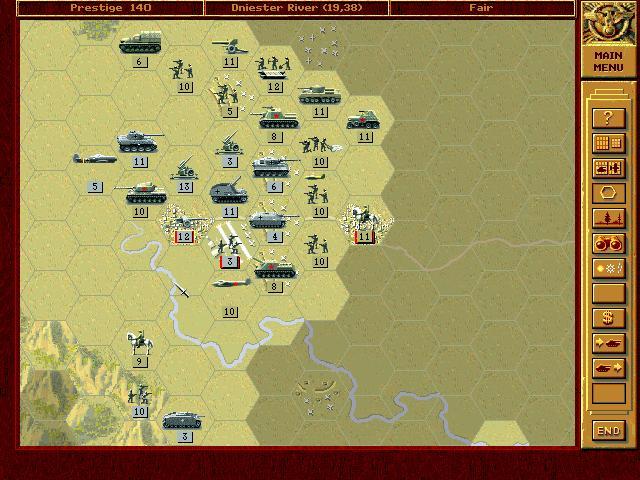 Bragration : Silvio Nacucchi Scenario on Summer Russian Offensive  16lwov10