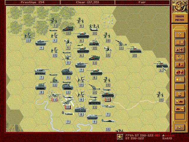 Bragration : Silvio Nacucchi Scenario on Summer Russian Offensive  3lwov10