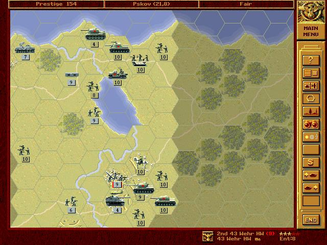 Bragration : Silvio Nacucchi Scenario on Summer Russian Offensive  3pskov10