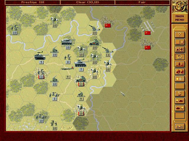 Bragration : Silvio Nacucchi Scenario on Summer Russian Offensive  5orsha10