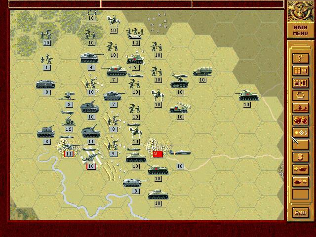 Bragration : Silvio Nacucchi Scenario on Summer Russian Offensive  6_lwov10