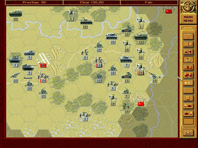 Bragration : Silvio Nacucchi Scenario on Summer Russian Offensive  6minsk10