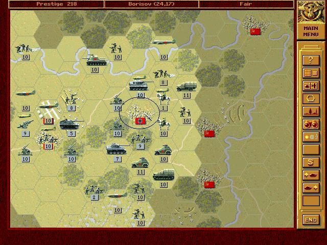 Bragration : Silvio Nacucchi Scenario on Summer Russian Offensive  7defen10