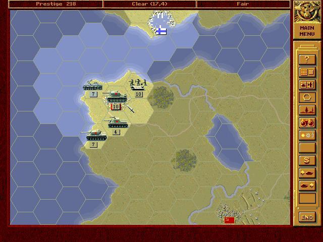 Bragration : Silvio Nacucchi Scenario on Summer Russian Offensive  7heroi10
