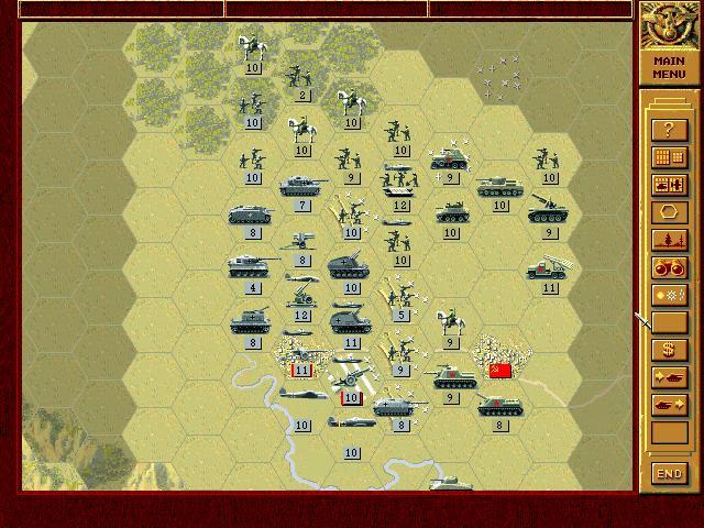 Bragration : Silvio Nacucchi Scenario on Summer Russian Offensive  7resis10