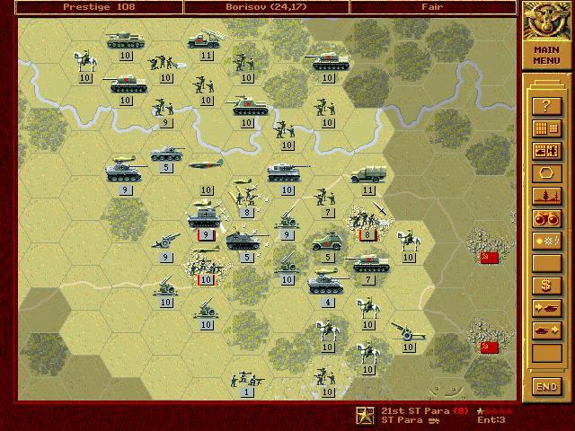 Bragration : Silvio Nacucchi Scenario on Summer Russian Offensive  8minsk10