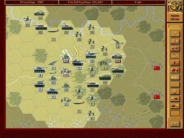 Bragration : Silvio Nacucchi Scenario on Summer Russian Offensive  9minsk10
