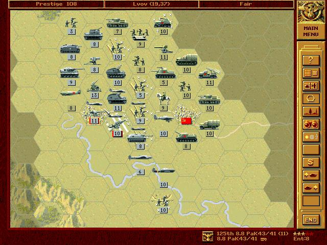 Bragration : Silvio Nacucchi Scenario on Summer Russian Offensive  Lwov10
