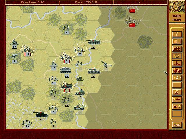 Bragration : Silvio Nacucchi Scenario on Summer Russian Offensive  Orsa210