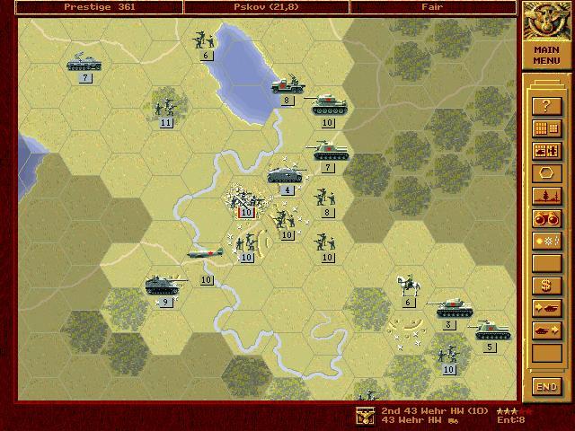 Bragration : Silvio Nacucchi Scenario on Summer Russian Offensive  Pskov10