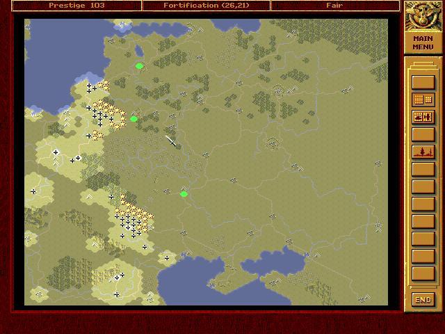 Bragration : Silvio Nacucchi Scenario on Summer Russian Offensive  Tactic11