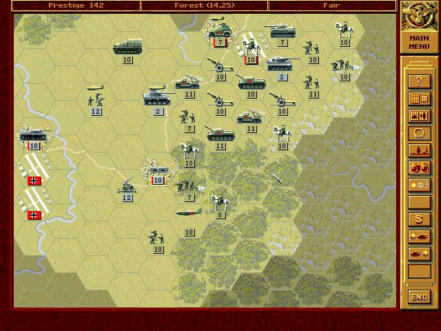 Bragration : Silvio Nacucchi Scenario on Summer Russian Offensive  Ultimo10