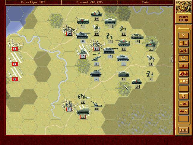 Bragration : Silvio Nacucchi Scenario on Summer Russian Offensive  Vilna110