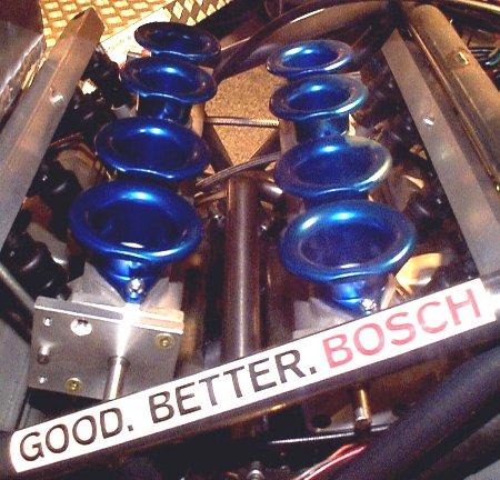 Drysdale - 750 cc v8 Moteur10