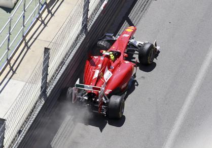 GP Monaco - Monte Carlo F1 29-05-2011 Massa-10