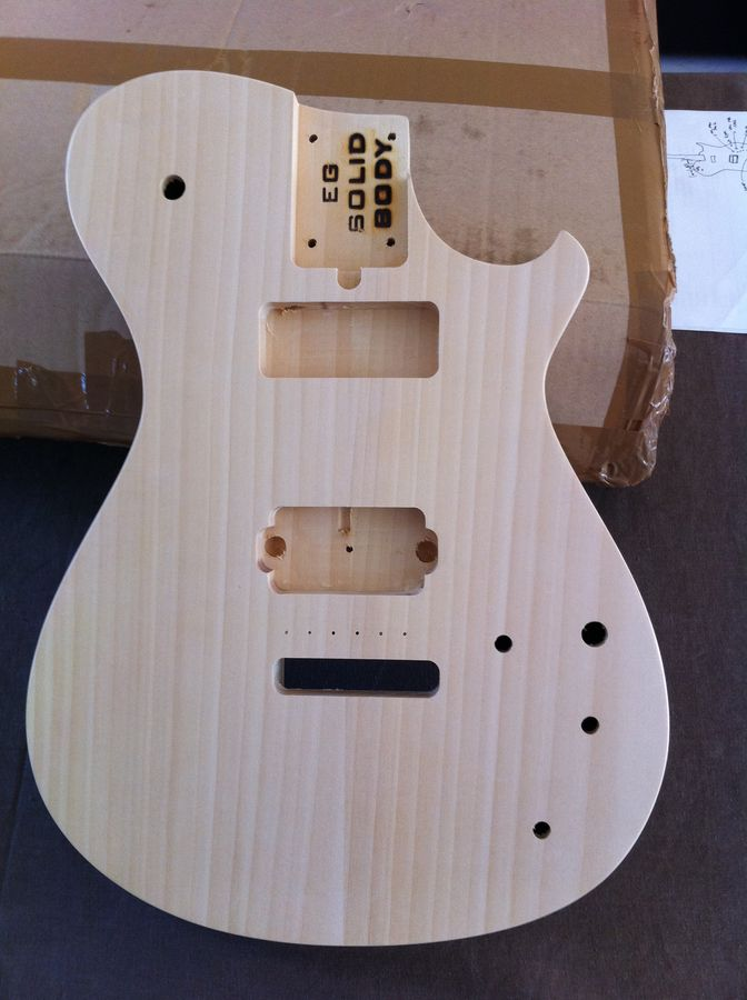 Guitare CUSTOM type Mattocaster, Fuzz Factory DIY + Kill.. Img_0311