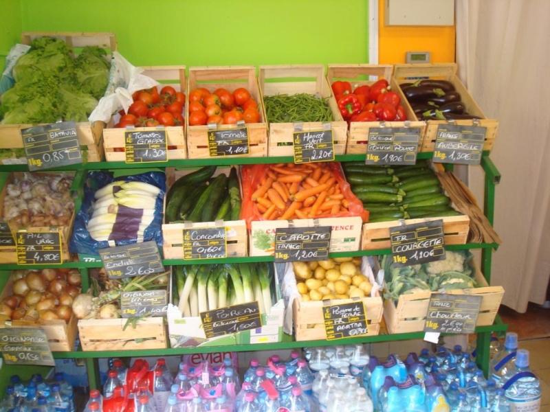 Vocabulaire des aliments  (A2 CI  juillet 2012) A710