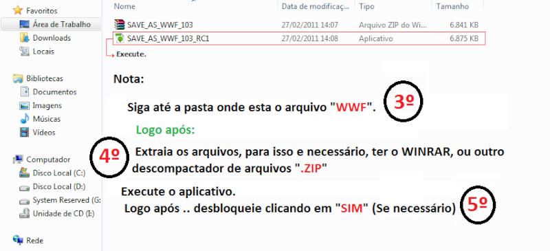 Salve WWF, Salve uma Árvore! 3-4-5_10