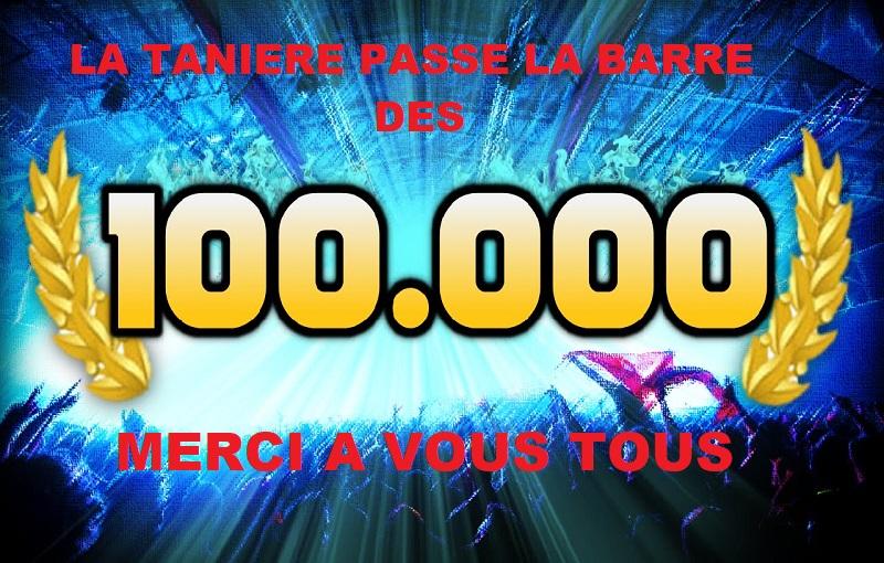 Le cap des 100.000 Maxres10