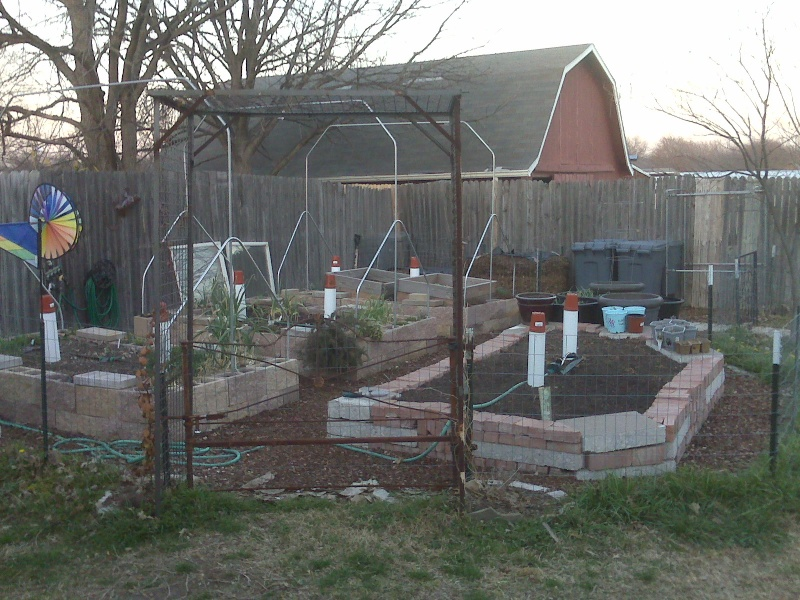 Hoop House Issue...How to Solve Please! - Page 2 Arbor10