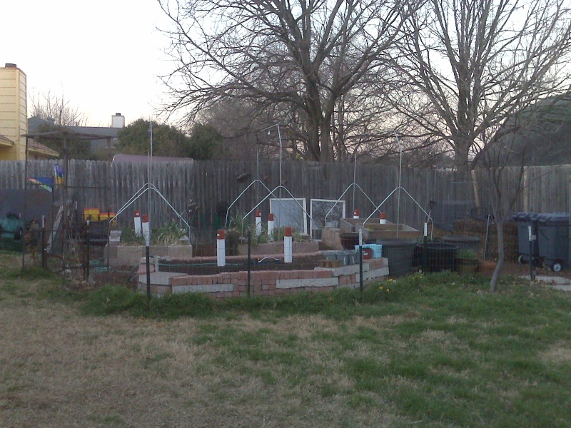 Hoop House Issue...How to Solve Please! - Page 2 Garden10