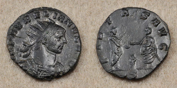 Un Antoninien, mais de qui ? 738-an10