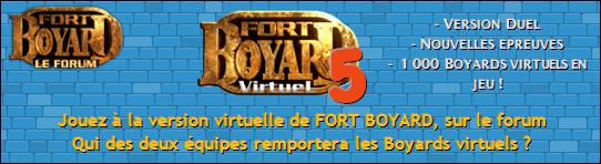 FORT BOYARD VIRTUEL (5) - Du mercredi 29/06 au mercredi 20/07/2011 Bannie11
