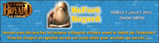 BE-FORT BOYARD (1) - Samedi 2/07/2011 de 20h00 à 20h30  Bannie19