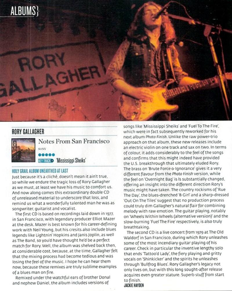Notes From San Francisco: l'album avorté (2011) - Page 9 Hot_pr10