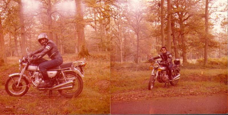 Quelques unes de mes anciennes autos........................et motos 350fou10