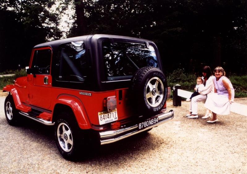 Quelques unes de mes anciennes autos........................et motos Jeep_111