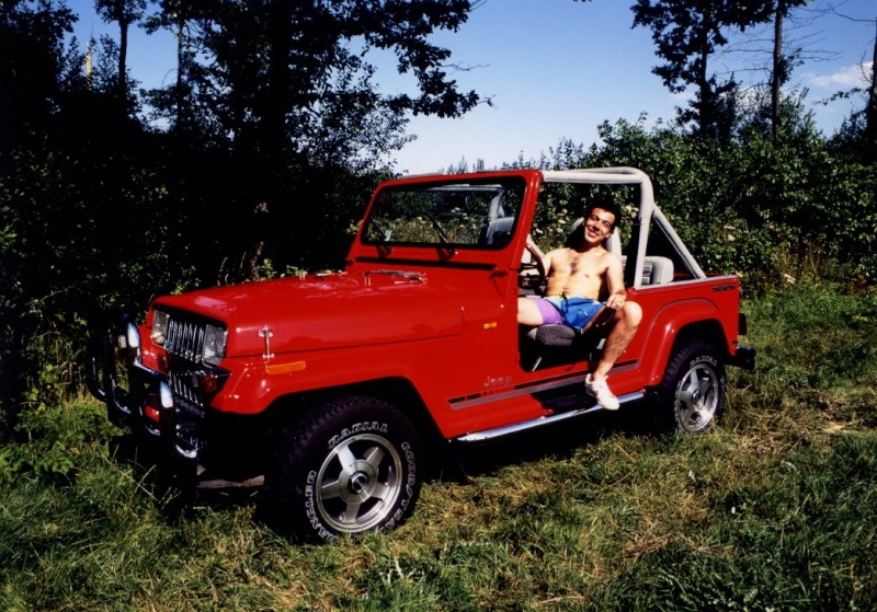 Quelques unes de mes anciennes autos........................et motos Jeep_112