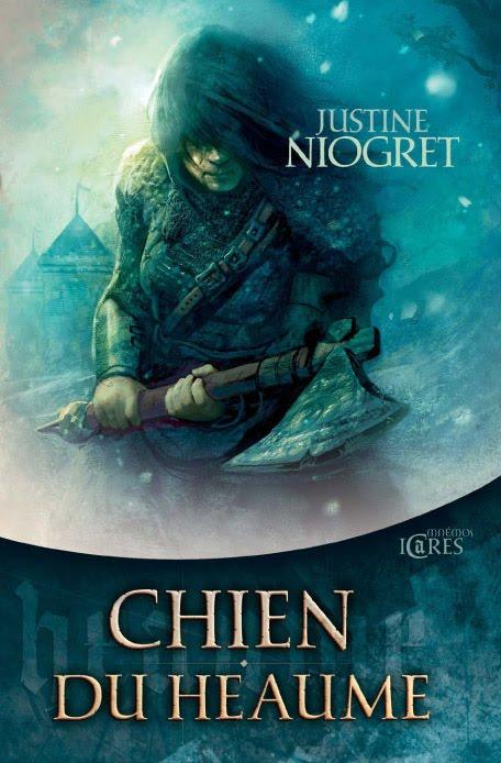 Rencontre avec Justine Niogret l'auteure de Chien du Heaume et Mordre le Bouclier édition Mnémos. Chien-10